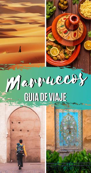 Marruecos Guía de viaje