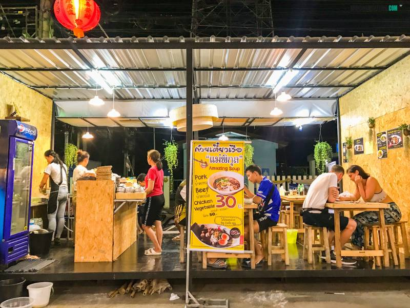 Restaurantes recomendados Koh Phangan