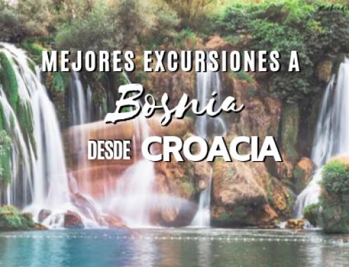 Visitar Bosnia desde Croacia: Mejores excursiones ¡Mi experiencia!
