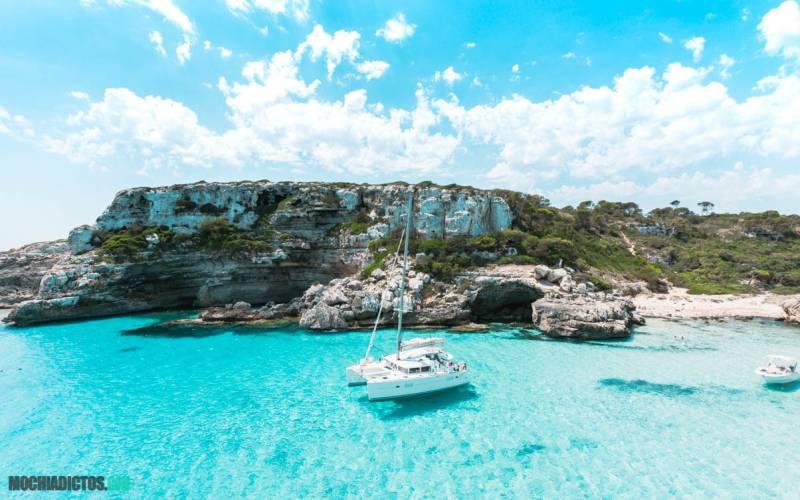 Mapa De Mallorca Calas.Top 10 Mejores Playas De Mallorca Calas Imprescindibles Que