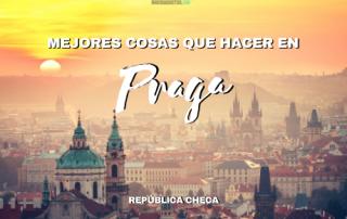 Mejores cosas que hacer en Praga