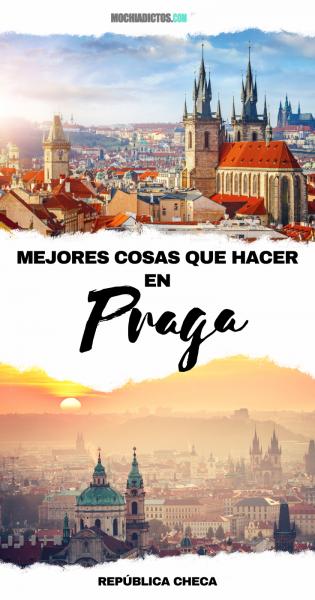 Mejores cosas que hacer en Praga.