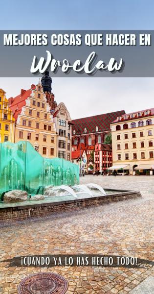 Mejores cosas que hacer en Wroclaw