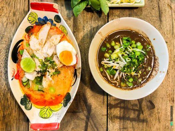 mejor sopa en Koh Phangan
