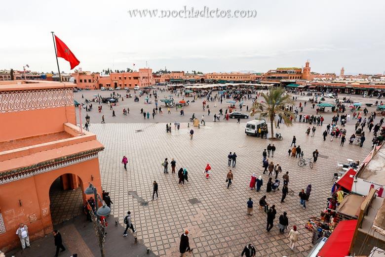 Descubriendo Marrakech, datos y consejos útiles