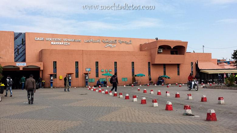 Como ir desde el aeropuerto de Marrakech al centro