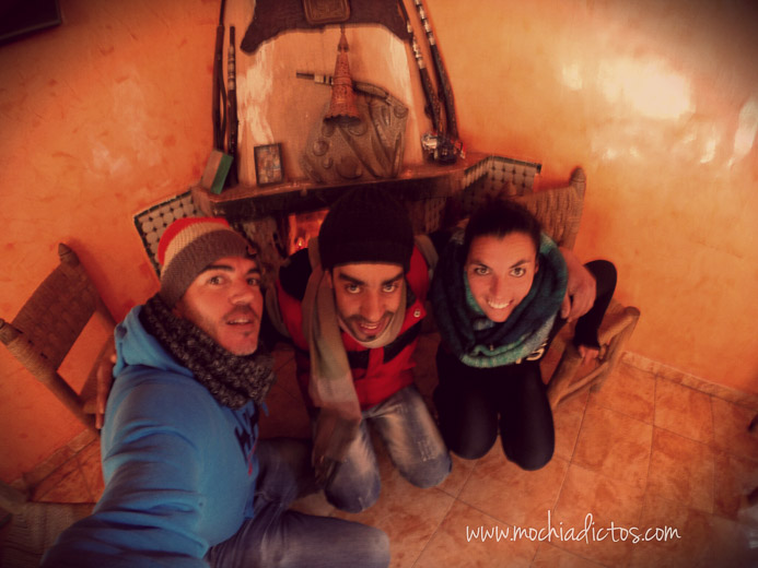 ruta desde marrakech al desierto