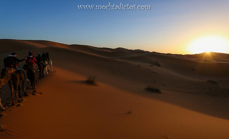ruta de 3 dias desde marrakech a Merzouga
