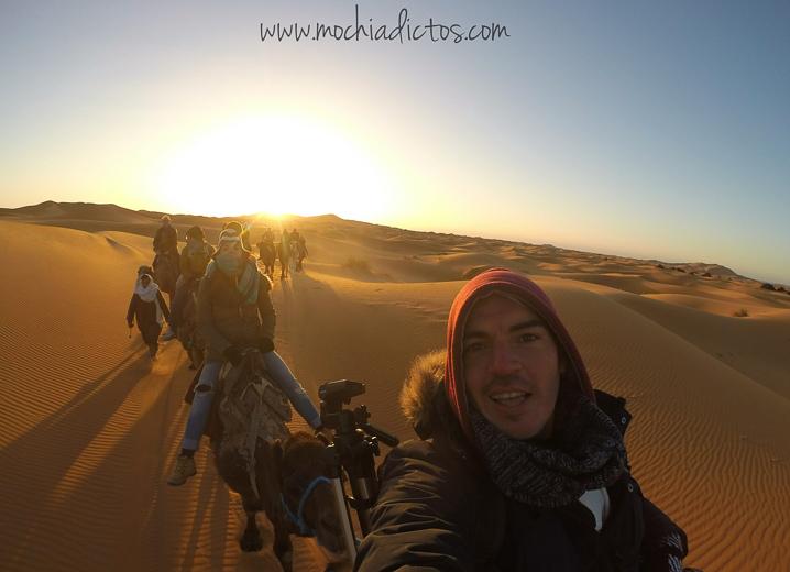 ruta de 3 dias desde marrakech al desierto