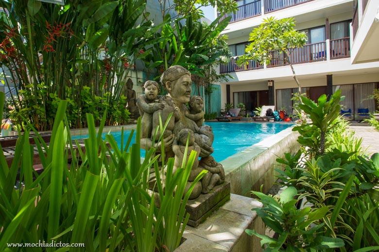 Bali primeras impresiones