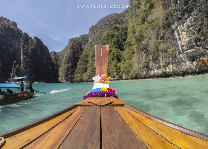 Tres días en Kho Phi Phi