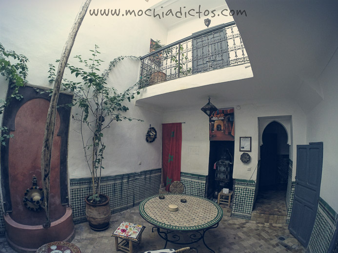 ¿Donde dormir en Marruecos?
