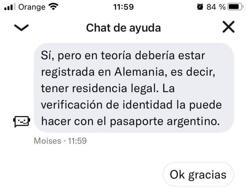 N26 Argentina