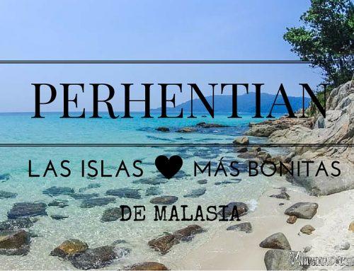 Guía de viaje a Islas Perhentian: Como llegar a las mejores playas de Malasia