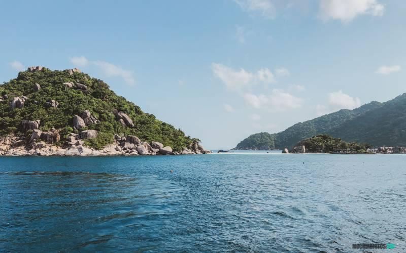 Open water en Koh Tao