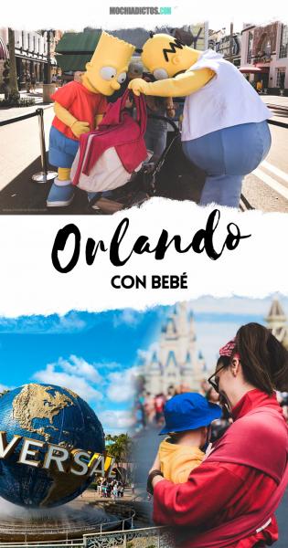 Orlando con bebé