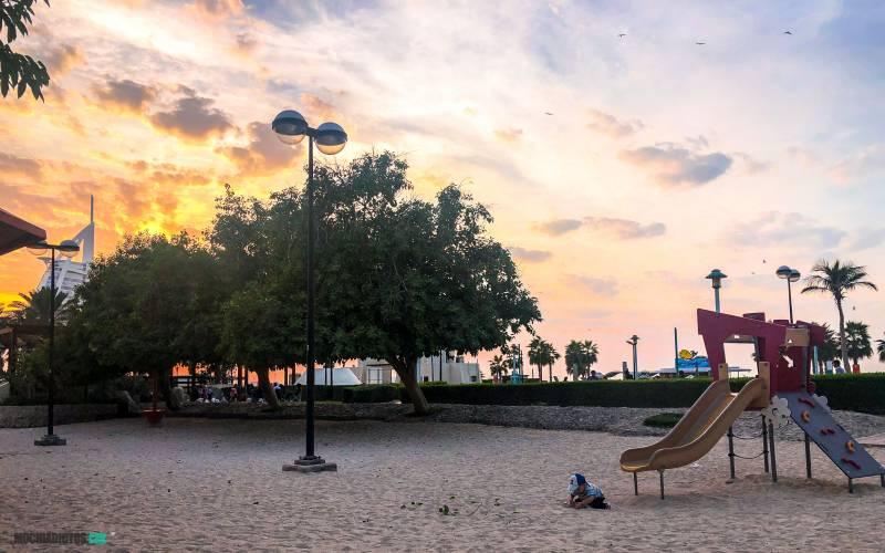 Parques en Dubai para niños