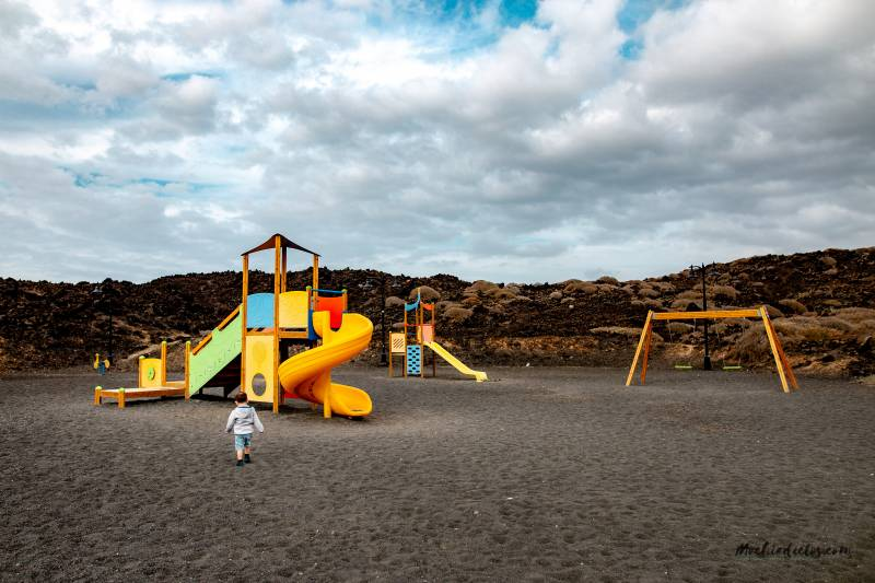 Parques infantiles en Lanzarote