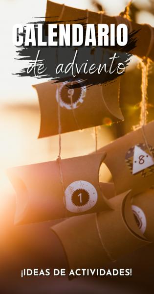 Pinterest. Ideas de actividades para calendario de adviento