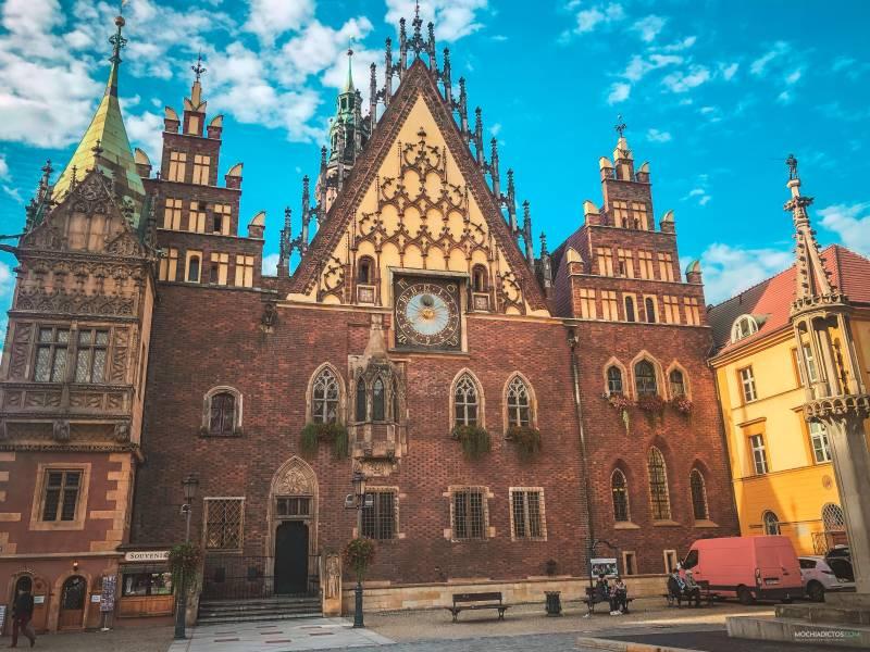 Que hacer en Wroclaw Polonia