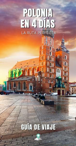 Polonia en 4 días, guía de viaje, Pinterest