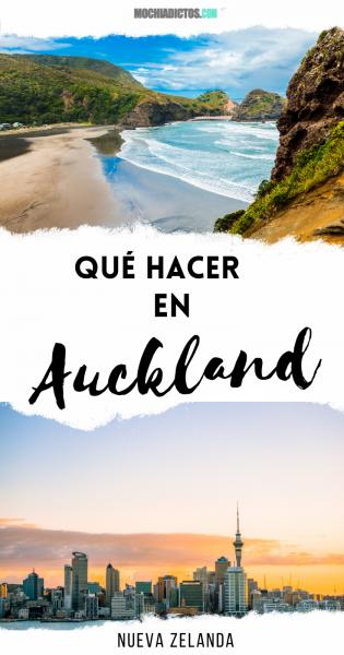 Qué hacer en Auckland