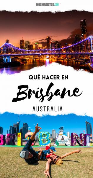 Qué hacer en Brisbane, Australia, Pinterest.