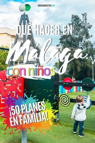 Qué hacer en Málaga con niños,Pinterest