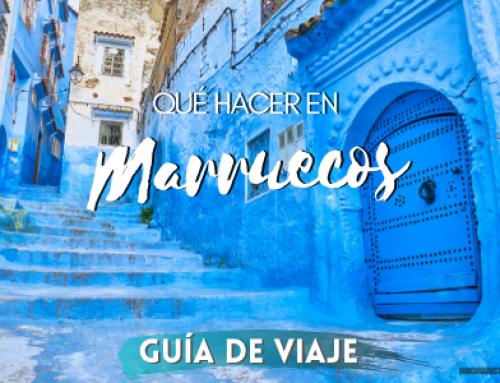 Consejos para viajar a Marruecos por libre [Guía de viaje]