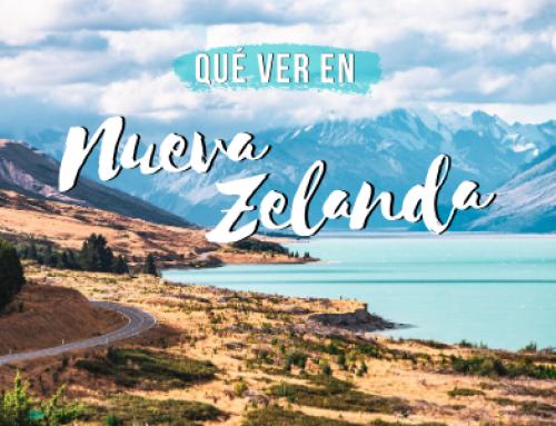 Que ver en Nueva Zelanda ¡+50 lugares imprescindibles! [Con mapa y fotos]