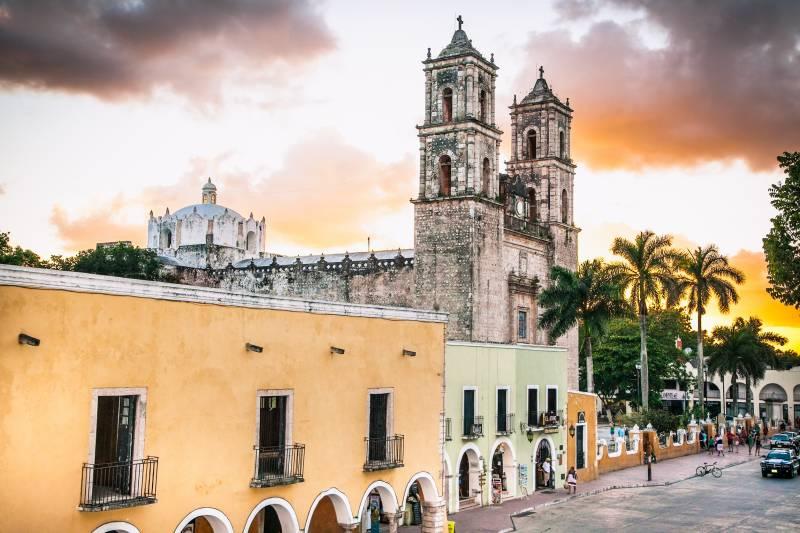 Qué visitar en México imprescindibles , Yucatán.