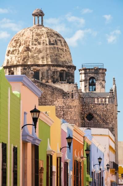 Qué visitar en Yucatán imprescindibles