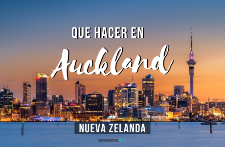 Que hacer en Auckland, Nueva Zelanda