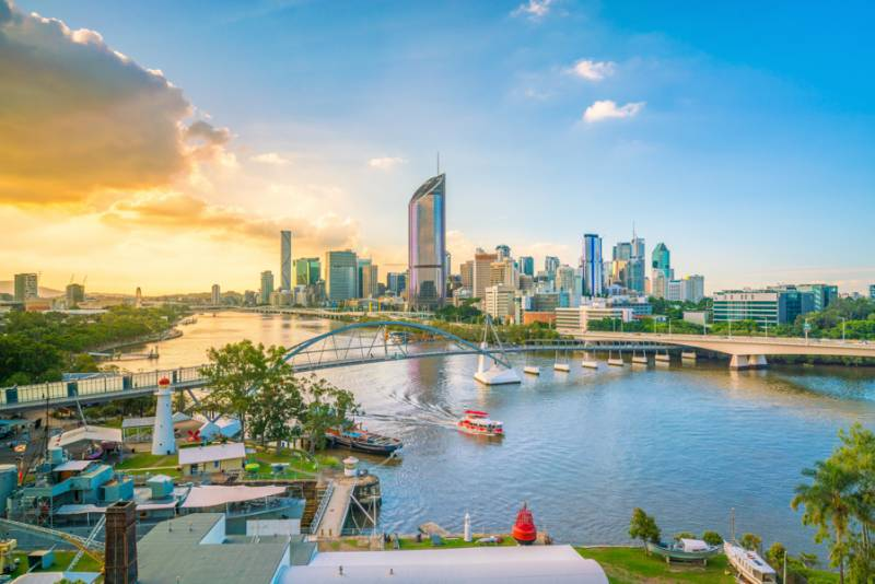 Que hacer en Brisbane, Australia