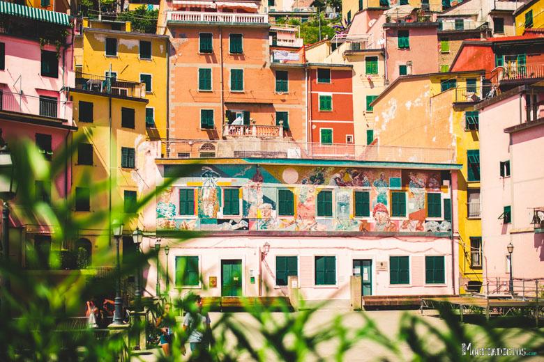 Consejos viajar a Cinque Terre