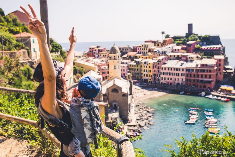 Consejos para viajar a Europa con bebé