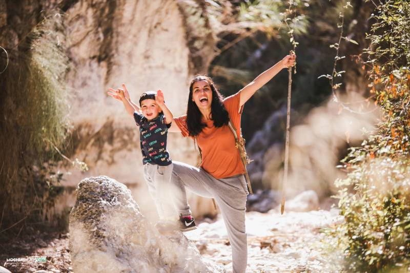 Rutas Senderismo en Frigiliana con niños