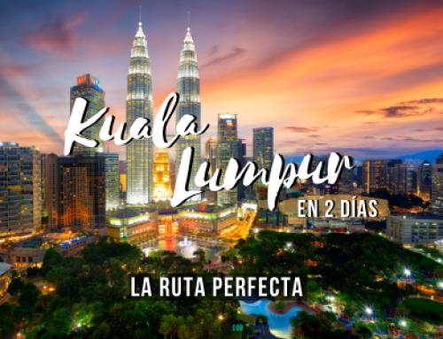 Kuala Lumpur en dos días [Ruta perfecta]
