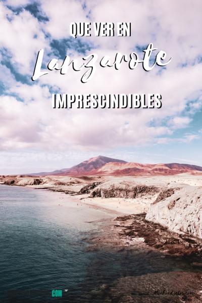 Que hacer en Lanzarote, Pinterest