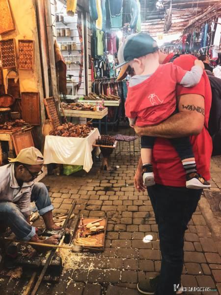 Qué hacer en Marrakech con niños