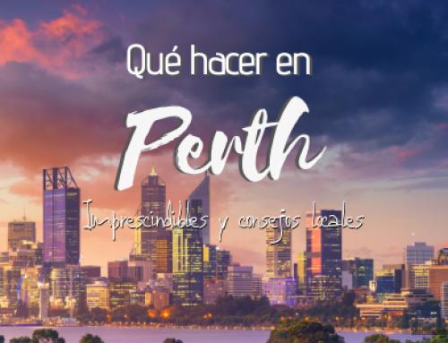 Que hacer en Perth imprescindibles + Consejos locales.