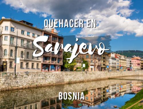 Que ver en Sarajevo: Lecciones de historia aceleradas en Bosnia capital.