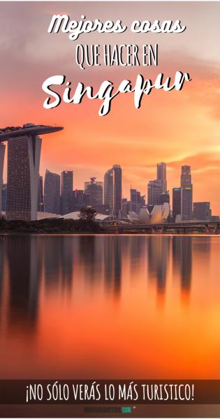 Que hacer en Singapur