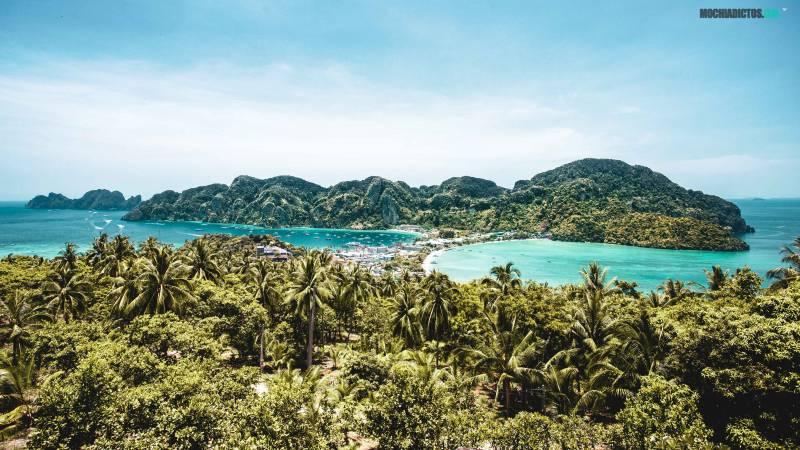Que hacer en Tailandia, Islas Phi Phi