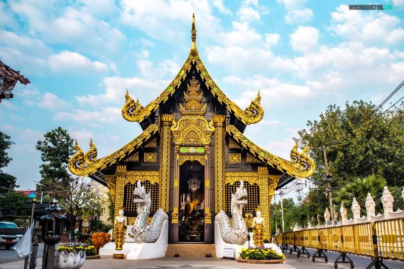 Que hacer en Tailandia, Templos Chiang Mai