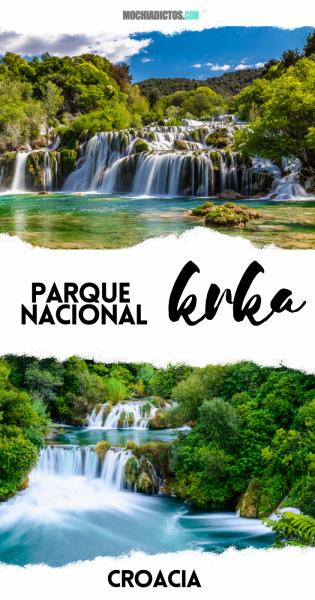 Que ver en Croacia Parque Nacional Krka Croacia