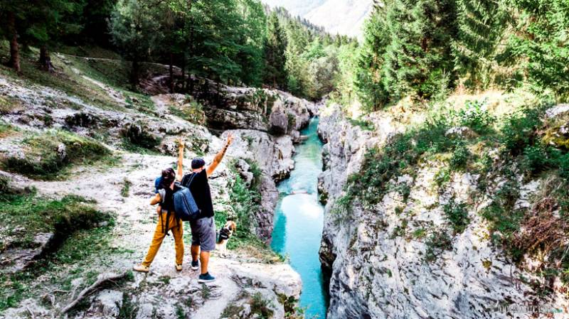 Itinerario viaje por Eslovenia