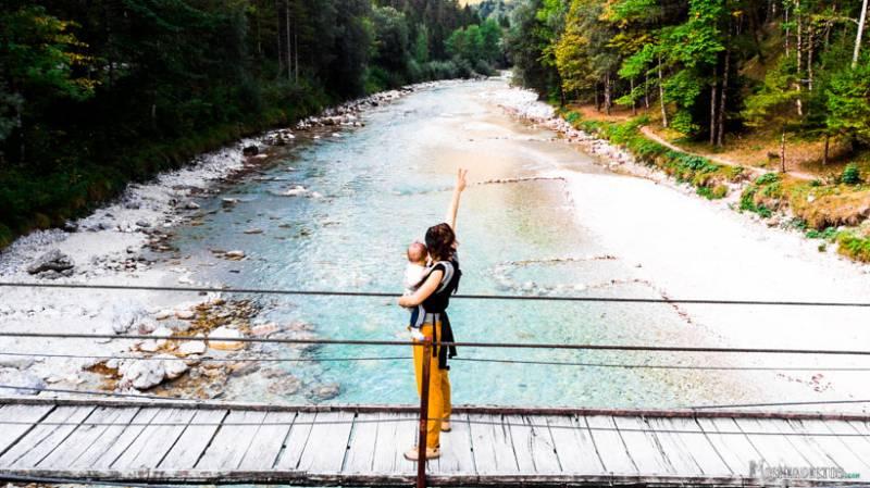 Road Trip por Eslovenia con bebé