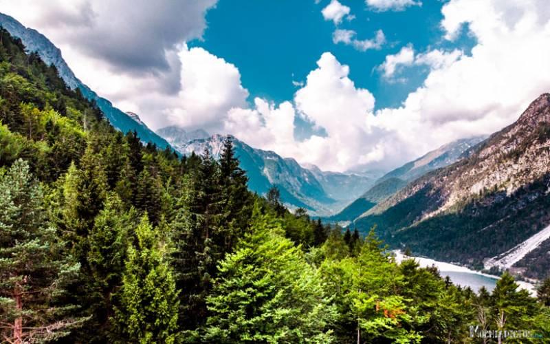 Road trip por Eslovenia