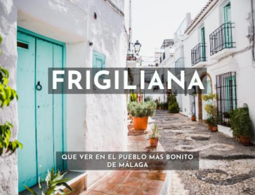 Frigiliana: Que ver en el pueblo más bonito de Málaga [Mapa + Consejos locales]